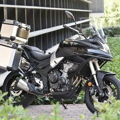 Foto 68 de 73 de la galería voge-500ds-2020-prueba en Motorpasion Moto