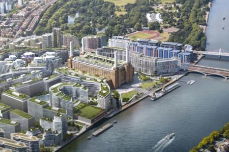 Apple planea abrir un nuevo campus en la histórica central eléctrica Battersea de Londres