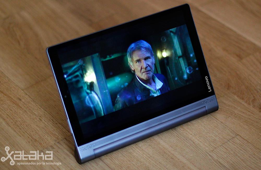 Foto de Lenovo Yoga Tab 3 Pro (4/10)