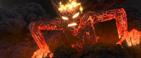 Vaiana Lava Monster