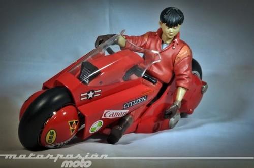 Kaneda's Bike, una reproducción a escala para admirar