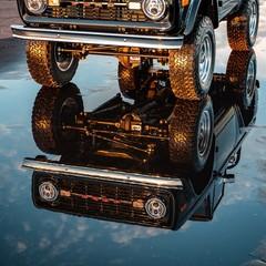 Foto 22 de 29 de la galería ford-bronco-modificado-por-velocity-restoirations en Motorpasión México