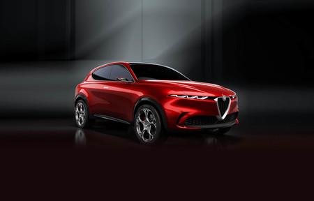Alfa Romeo Tonale Concept: El futuro mini Stelvio híbrido enchufable a un paso de hacerse realidad