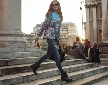 Olivia Palermo jamás perderá su estilo