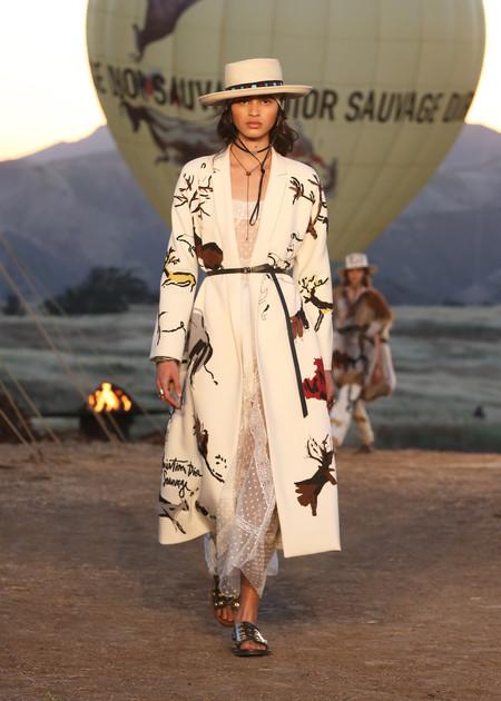 La colección Crucero de Dior tan solo sirve para enamorarnos más del trabajo de Maria Grazia Chiuri