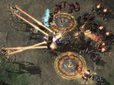 Primero fue el Go, y ahora la inteligencia artificial de Google quiere jugar a la perfección a Starcraft II