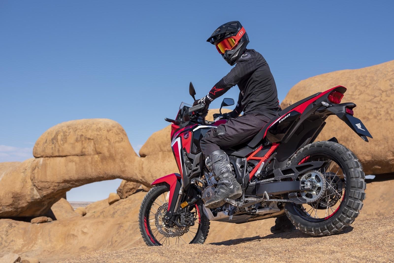 Foto de Honda CRF1100L Africa Twin 2020 (8/27)