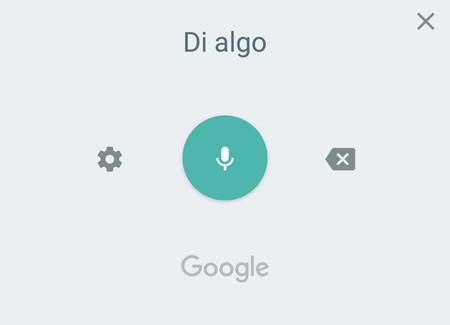Cómo usar el dictado por voz en Android