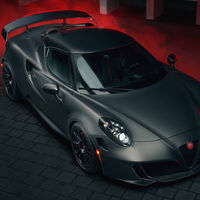 El brutal Alfa Romeo 4C de Pogea Racing dobla la potencia de serie con... ¡484 CV!