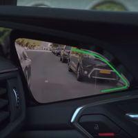 Audi sigue con los aperitivos del e-tron y nos enseña cómo funcionan sus espejos virtuales, que aún no son legales