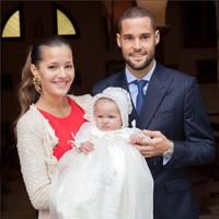 Del bautizo de la nena de Malena Costa al amor de Bisbal y Rosanna Zanetti