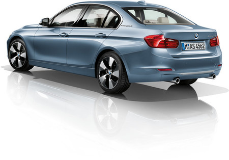 BMW Serie 3 híbrido
