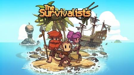 The Survivalists nos llevará a sobrevivir en sus islas repletas de desafíos a principios de octubre