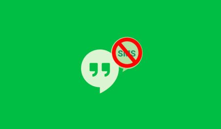 Hangouts pronto perderá la posibilidad de enviar y recibir SMS