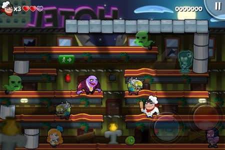 'Zombie Meatballs': más zombis en iOS made in Spain