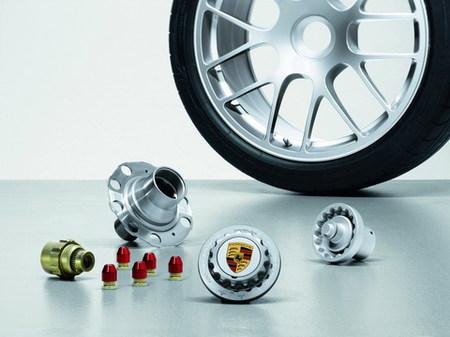 Nuevo diseño de llantas para el Porsche 911 Turbo