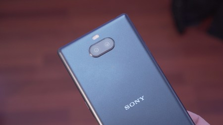 Sony Xperia 10 Plus Oficial Camaras