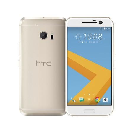 Smartphone HTC 10 Gold, con Snapdragon 820 y 4GB de RAM, por 449 euros
