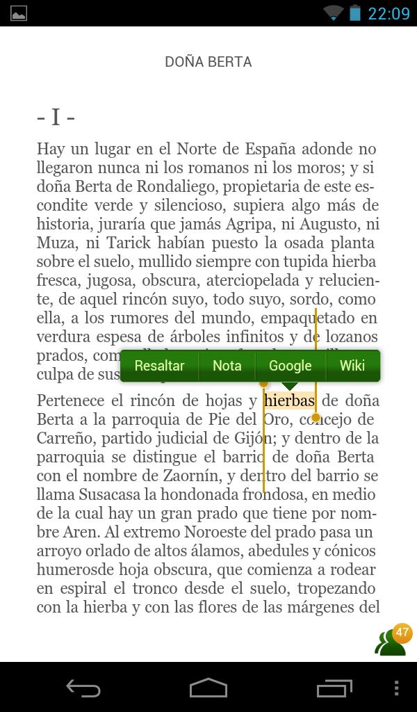 Foto de Tagus Tablet, capturas (1/10)