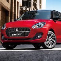 El Suzuki Swift se actualiza para 2021, pero necesitarás lupa para encontrar las diferencias