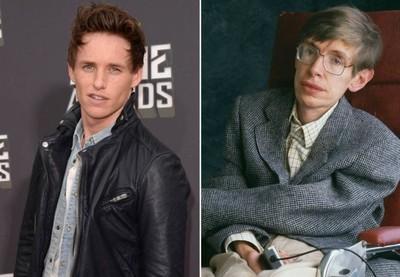 Eddie Redmayne será Stephen Hawking