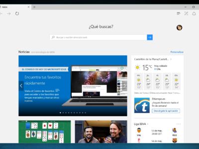 Microsoft Edge sigue recibiendo amor y novedades en la última versión beta de Windows 10