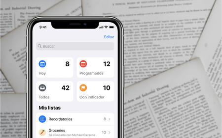 Así podemos imprimir listas de recordatorios desde nuestro iPhone o iPad con iOS 14.5
