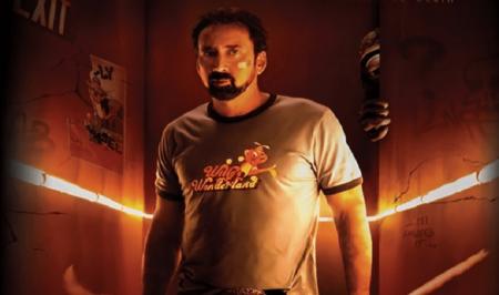 'Willy's Wonderland': la nueva locura de Nicolas Cage le enfrentará a animatronics asesinos en un parque de atracciones