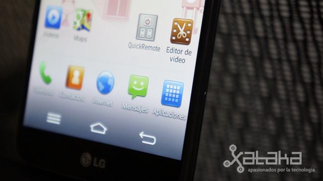 detalle pantalla LG G2