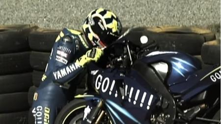 Yamaha da la bienvenida (de nuevo) a Valentino Rossi, ¿y quién no?