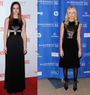 Duelo de estilos: ¿Kate Bosworth o Leighton Meester?
