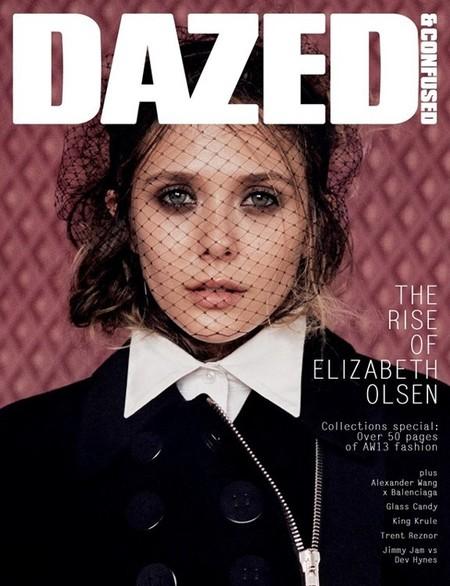 Dazed & Confused September 2013 Elizabeth Olsen by Angelo Pennetta