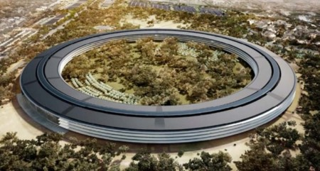 Cinco datos curiosos sobre el Campus 2 de Apple