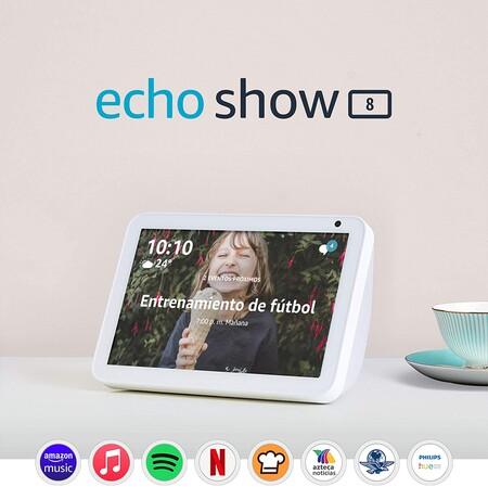 Echo Show 8 de oferta en Hot Sale 2021