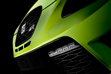 SEAT leon Cupra R-04