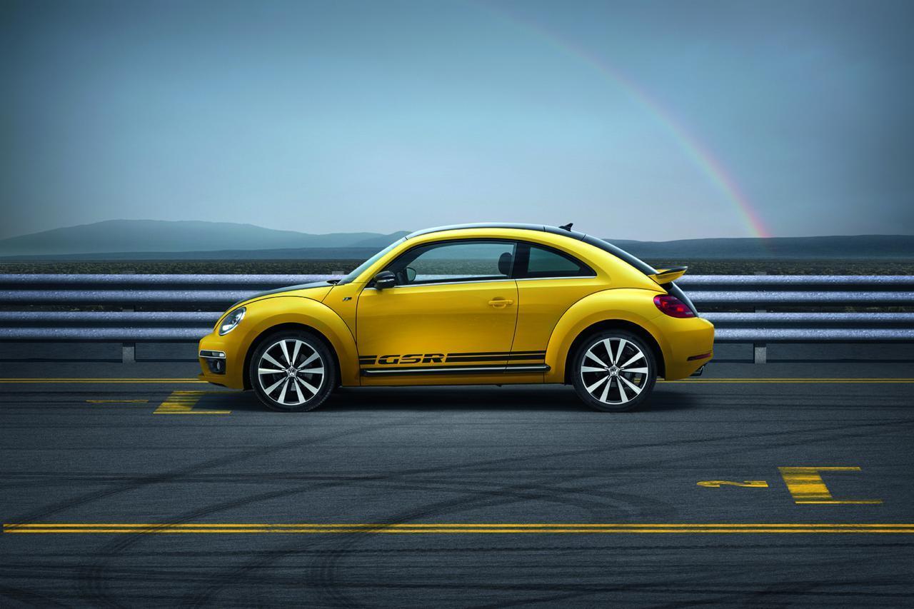 Foto de Volkswagen Beetle GSR (7/14)