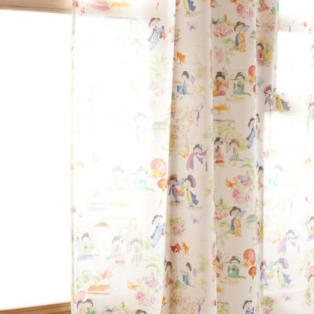 Renovamos el dormitorio infantil con descuentos de hasta - Cortinas de zara home ...