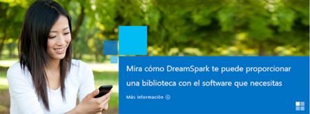 DreamSpark: Software de Microsoft gratis para estudiantes