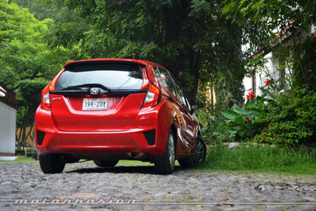 Honda Fit Cool 2