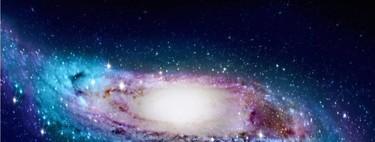 Ya podéis ver la simulación más detallada de la vida de una galaxia