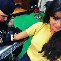 Si te gustan los tatuajes (muy) minimalistas, te encantarán los dos últimos que se ha hecho Selena Gomez