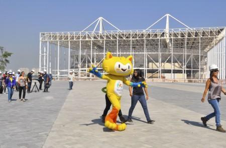 Mascota Rio 2016