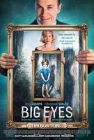'Big Eyes', nuevo cartel y canción de lo último de Tim Burton