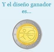 Nuevo diseño de la moneda de 2€