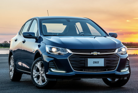Chevrolet Onix 2021 2