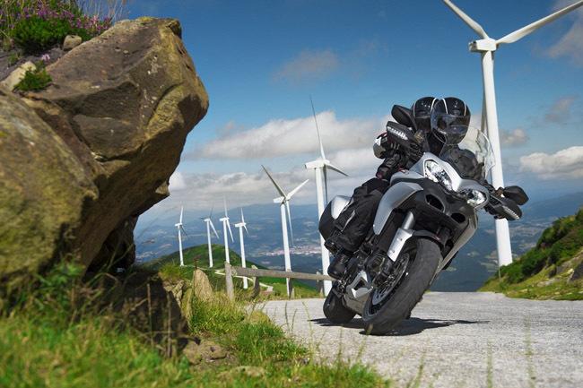 Ducati Multistrada 1200 2013