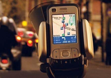 Nokia integrará GPS en todos sus móviles