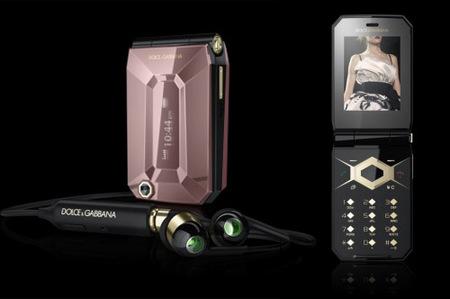 Jalou de Sony Ericsson by Dolce&Gabbana