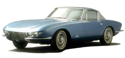 A subasta un Corvette único y diseñado por Pininfarina