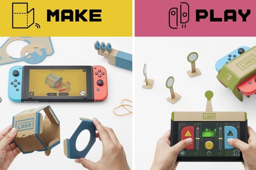 Fecha Lanzamiento SwitchPrecioKits Y Para Nintendo De Labo Juego f6ybgv7Y